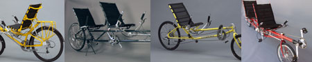 Longbikes recumbents and tandems
